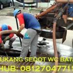 Tukang Sedot WC Batam Berpengalaman Hubungi 081270477110